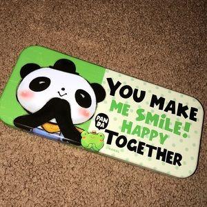 Other - Cute Panda pencil case